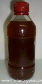 sage and honey cough medicin