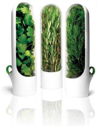3 Set Herb Saver Pods