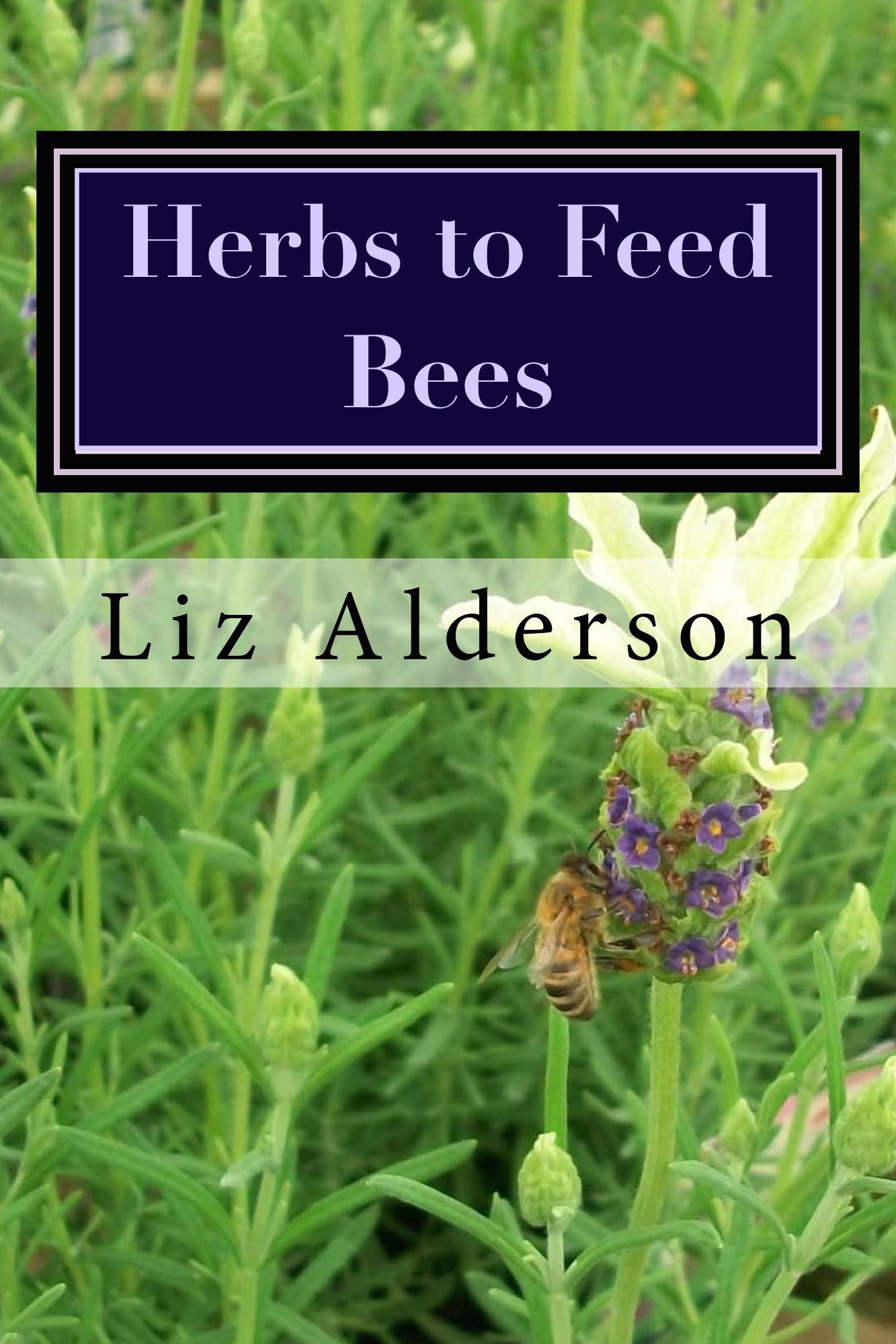 Herb to Feed Bees Book
