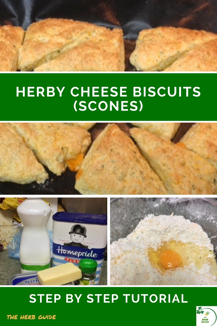 how to make light cheese scones