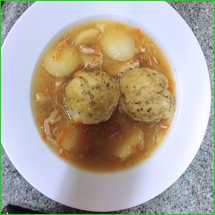 Herb Dumpling Recipe