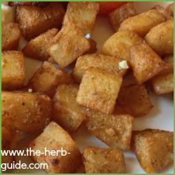 Herb Potato Recipe