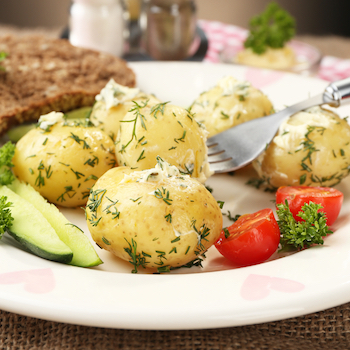 Parsley Potato Recipe