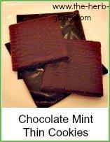 how to make chocolate mint herb tea