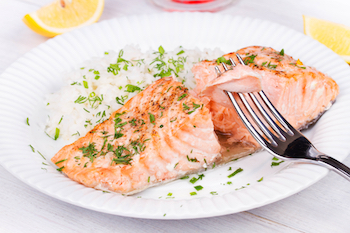 Dill Salmon Recipe