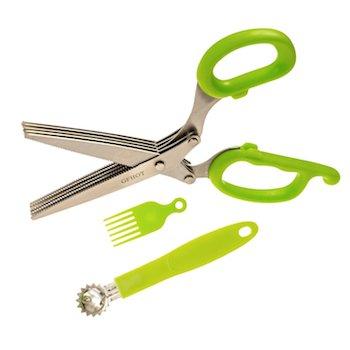 herb cutting scissors