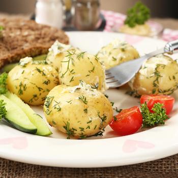 Parsley Potato Recipe